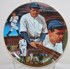 Babe Ruth Sultan of Swat *RARE* PROOF Plate The Sports Superstar Collection
