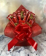 Lindt Luxury Chocolate Bouquet - Christmas Gift - Thank you birthday Get Well