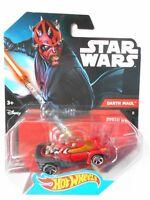 HOT WHEELS  CGW35 STAR WARS: DARTH MAUL  Mattel
