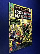 Tales of Suspense #80 1965 Marvel Iron Man Captain America appearance NO RESERVE