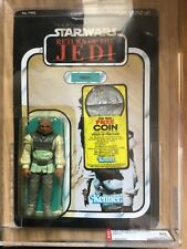 AFA Nikto 80 Y NM Star Wars vintage moc rotj not UKG coin offer 77 back