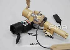 FMA Hunting Tactical Mount Visible Laser Green Light AT-1003 BK/DE