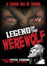 LEGEND OF THE WEREWOLF NEW DVD