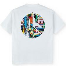Polar skate Co Palacio de memoria llenar Logo T-Shirt Blanco