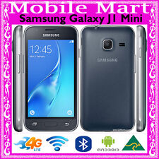 UNLOCKED◉SAMSUNG GALAXY J1 MINI◉SM-J105Y◉3G 4G◉8GB◉5MP◉WIFI HOTSPOT◉BLUETOOTH◉Bk