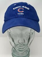 SPL 28 Chicago Cubs MLB Baseball Cap Hat Cotton Blue OSFM Strap Back
