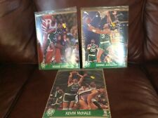 Boston Celtics Photos: McHale, Dennis Johnson, Reggie Lewis- Unopened