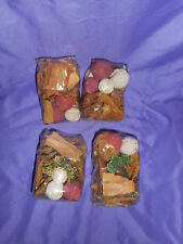 NEW OLD STOCK AROMATIQUE POTPOURRI 4 OZ MYSTERY SCENT! TAGS CAME OFF! LOT1
