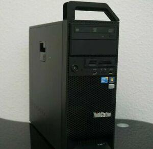 Lenovo ThinkStation S30 Xeon E5-2620 CPU 2,00 GHz 16GB RAM Nvidia Quadro 2000