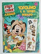 Adesivo PANINI 231-DISNEY 90 anni TOPOLINO