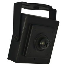 LineMak Mini Camera for indoors 1/4 HD Digital Sensor 700TVL, 3.7mm Pinhole lens