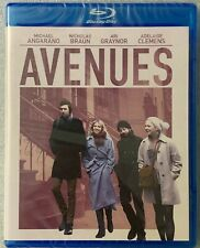 NEW AVENUES BLU RAY FREE WORLD WIDE SHIPPING BUY IT NOW GRAVITAS VENTURES COMEDY