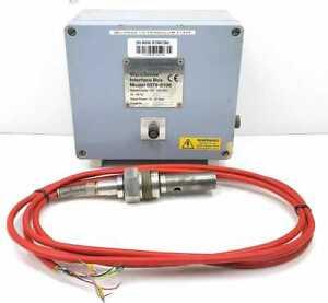 VAF Instruments 0379-0106 Visco Sense Interface Box With Sensor