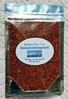 Rooibos Loose Leaf Tea - Caffeine Free - Natural Herbal Tea - 1 oz. Samples