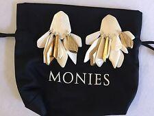 MONIES Cluster Clip-On Earrings