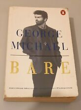 George Michael BARE (paperback) Book RARE A MUST HAVE UK Publication! Wham