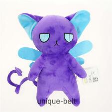 "11"" 28cm New Anime Card Captor Sakura Spinel Sun Purple Plush toy Stuffed Doll"