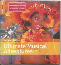 Ultimate Musical Adventures - CD DIGIPACK 2008 ROUGH GUIDE SIGILLATO SEALED