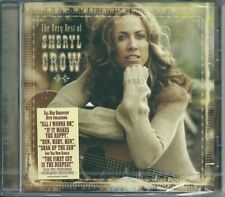Sheryl Crow. The Very Best of (2003) CD NUOVO Run Baby Run. Leaving Las Vegas