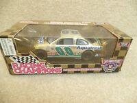 1998 Racing Champions 1:24 Gold NASCAR Buckshot Jones Aquafresh Pontiac #00 a