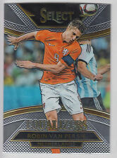 ROBIN VAN PERSIE 2015 Panini Select Soccer Equalizers #13 Netherlands