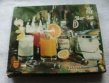 Bar-Set WMF Burgund 7 Teilein in Originalverpackung