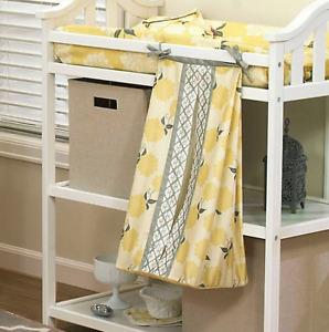 The Peanut Shell~Stella Nursery Bedding~Diaper Stacker / Holder~PeanutShell~NEW