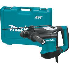 """Makita HM3210C-R 1 a 1/4"""" AVT ® rotativo martillo, acepta Bits SDS ‑ Plus (recon)"""