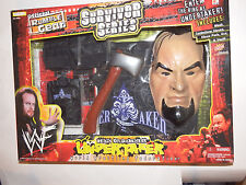 New Jakks Pacific Undertaker Official Rumble Gear NIB WWF WWE Survivor Series