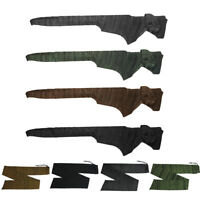 "12× 54/"" Gun Socks Rifle Shotgun Shooting Oil Bag Non-Slip Cover Gun Sleeves Lots"