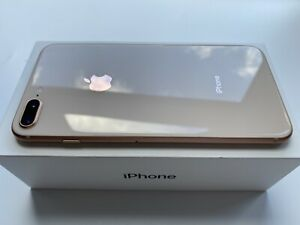 Apple iPhone 8 Plus   256GB   GOLD   UNLOCKED   A1897   MINT   Ref 10