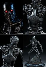 Sideshow Terminator T-800 Endoskeleton Maquette Statue BRAND NEW~FACTORY SEALED~