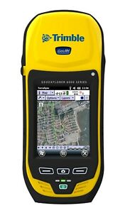 Trimble Geo XH 6000 Series handheld