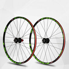 2017 Laufradsatz Mountainbike 26inch Alu Rim Sealed Lager Räder Wheelset Felgen