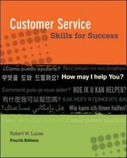 Customer Service Skills for Success by Robert Lucas 2008 Paperback College Book