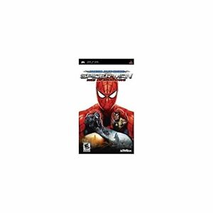Activision Blizzard - Spider-Man Web of Shadows  PSP 1 Games