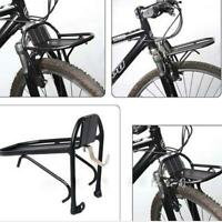 1x Aluminum Alloy Bike Bicycle Front Rack Luggage Shelf Carrier Panniers Bracket