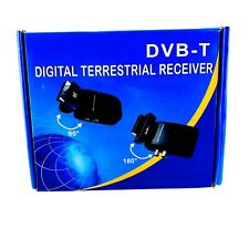 DVB-T Digital Terrestrial Receiver Scart Port Usb Play and Record VGC