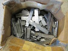 34lb 300+pc Letter Press Lead Typeset Lot Printing Repurpose Various Fonts Scrap