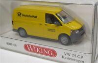 Wiking 1:87 VW T5 GP Transporter OVP 0309 06 Deutsche Post