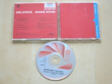 DIRE STRAITS Making Movies - CD album Made in Germany by EDC (CD 813)