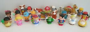 Fisher Price Little People Animal & People Toy Lot