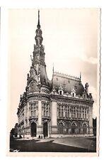 sens , l'hôtel de ville , façade d'angle , style flamand-renaissance