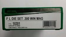 RCBS Full Length Die Set for 300 Win Mag #15301, NIB