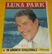 LUNA PARK 1965 n. 20 Amedeo Nazzari