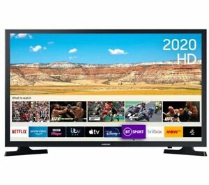 """SAMSUNG 32"""" Inch Smart HD Ready HDR LED TV - Netflix - Freeview Play - Prime"""