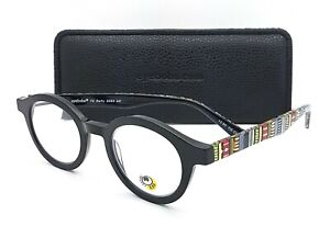 NEW Eyebobs Reader TV Party 2236 40 (2.50 STR) Black / Striped Temples AUTHENTIC