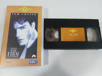 The Firm the Lid Tape VHS Collectors Tom Cruise