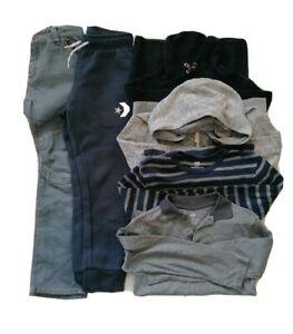Boys selection of clothe Bundle, T-shirt , Jeans, Jumper, 7-8 Years