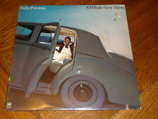 Billy Preston LP A Whole New Thing SEALED